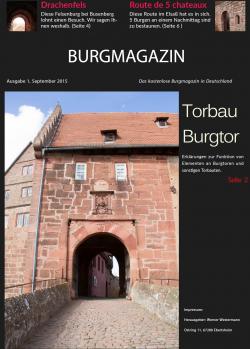 Burgmagazin 1