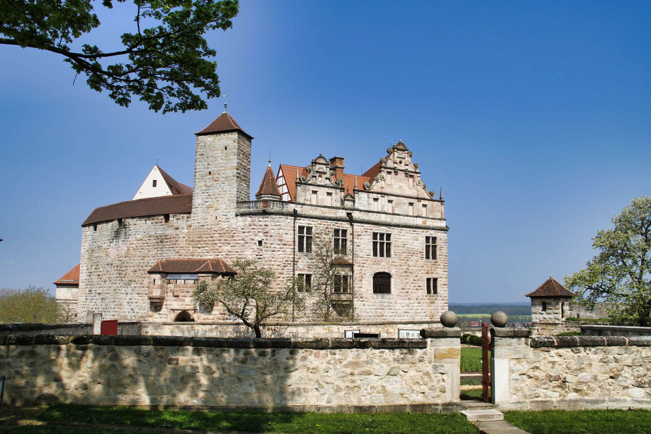 Cadolzburg, Bayern